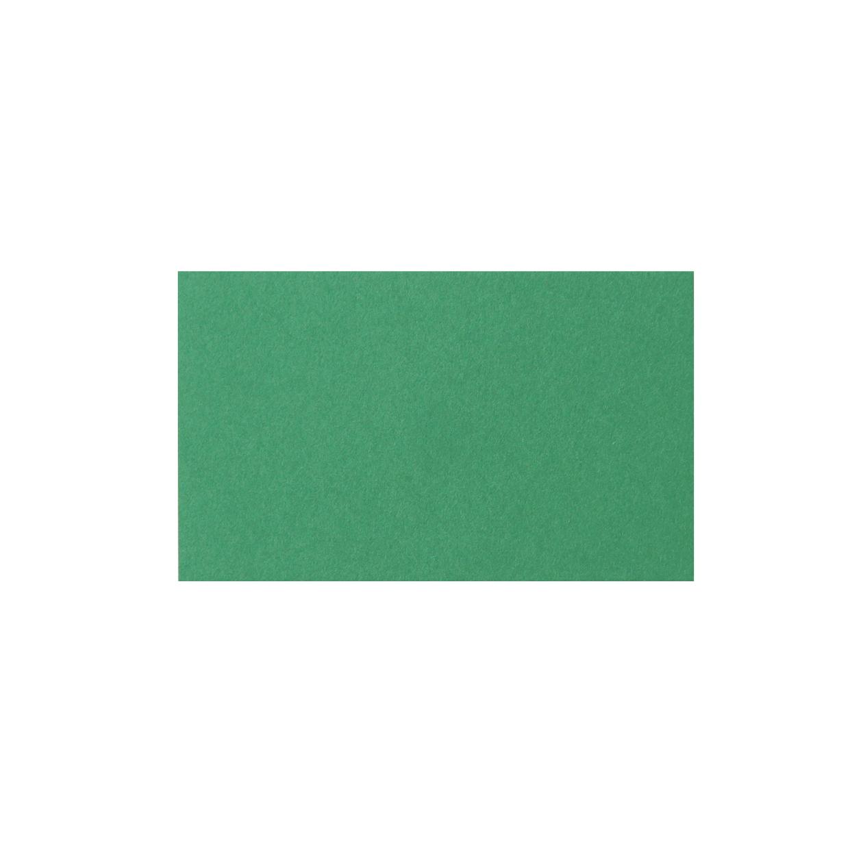 ネームカード コットン(NTラシャ) 緑 151.2g