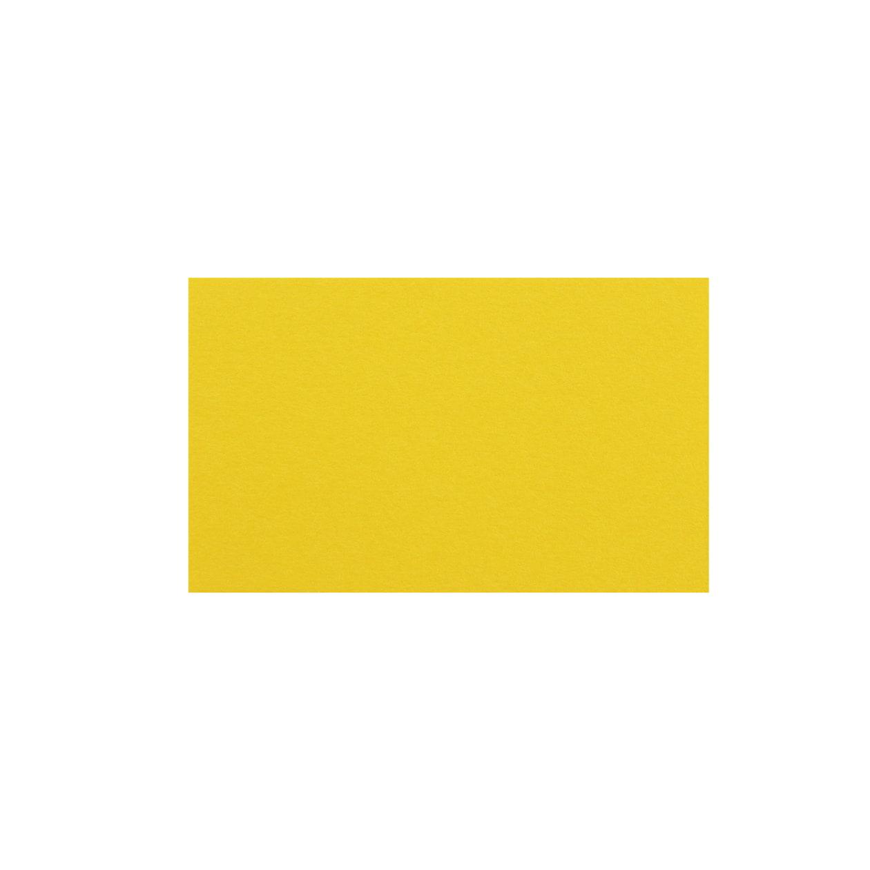 ネームカード コットン(NTラシャ) 黄色 244.3g