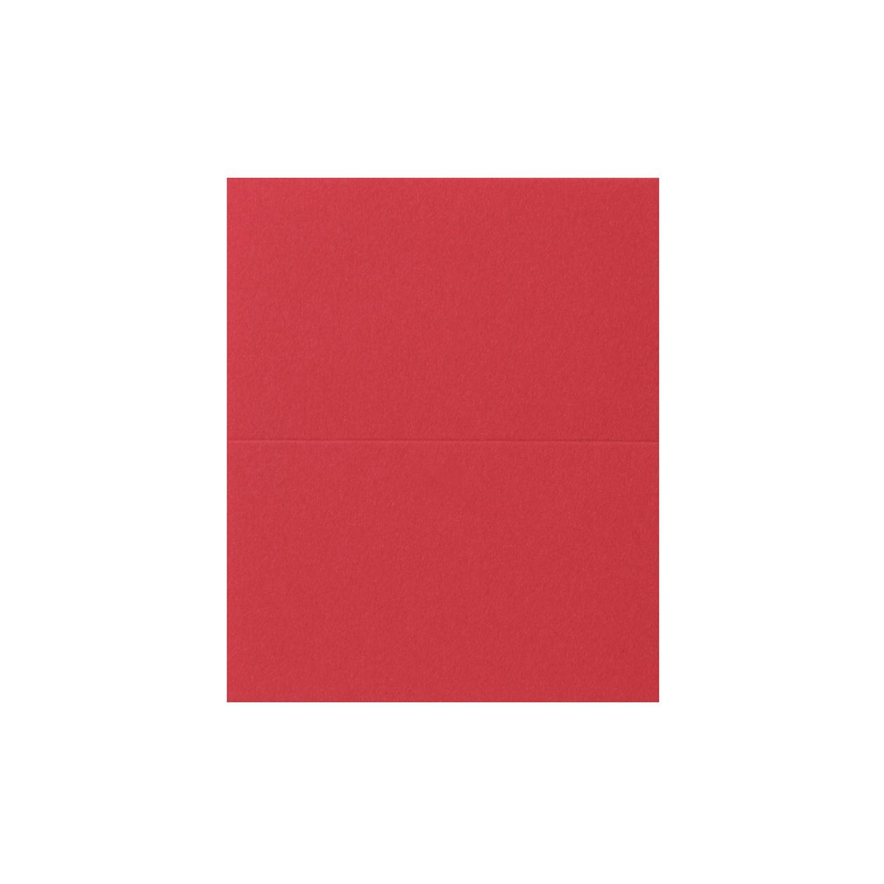 #24Vカード コットン(NTラシャ) 赤 151.2g
