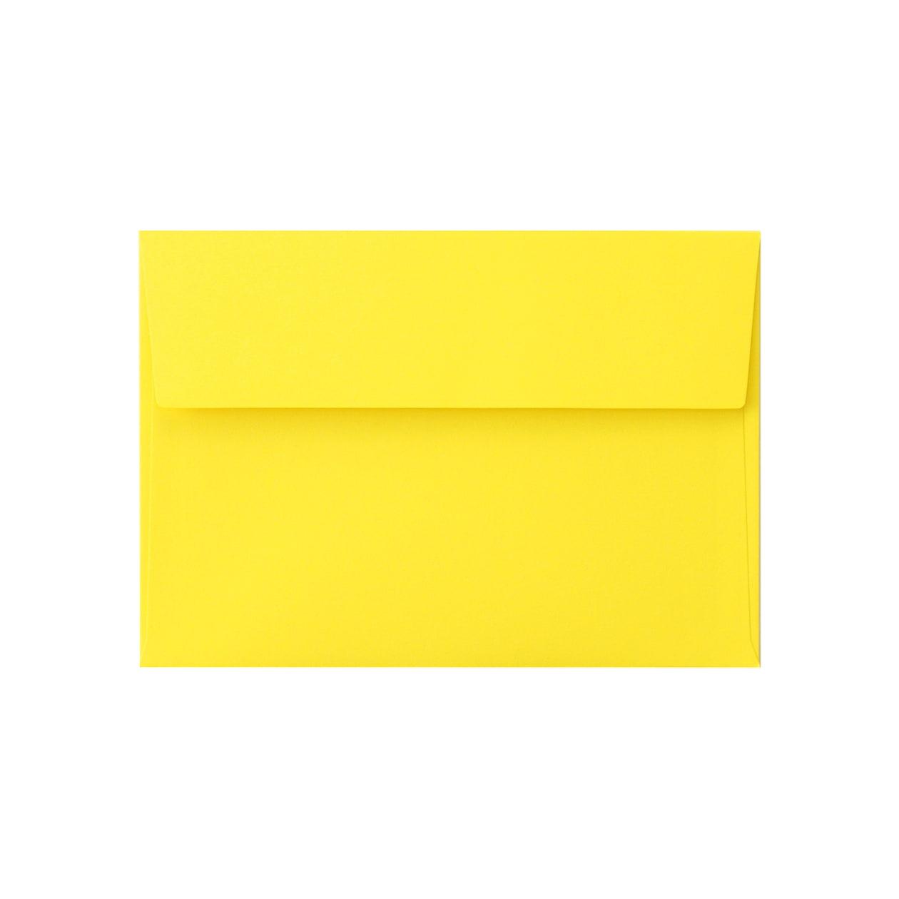 洋2カマス封筒 コットン(NTラシャ) ひまわり 116.3g