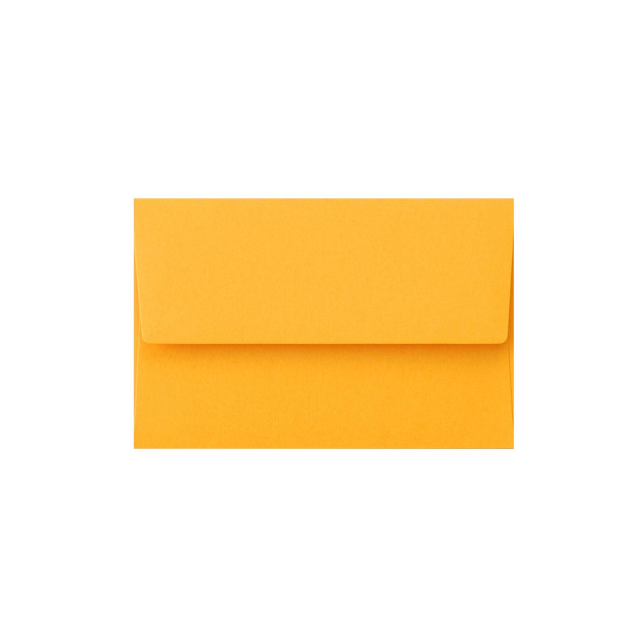 NEカマス封筒 コットン(NTラシャ) 山吹 116.3g