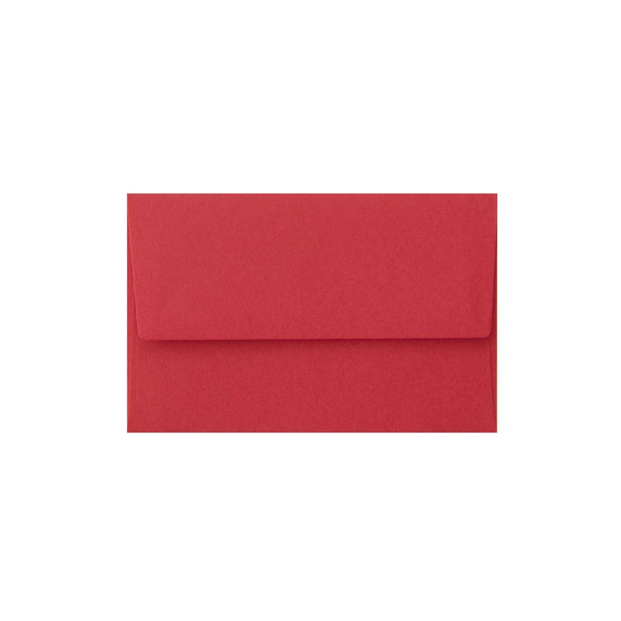 NEカマス封筒 コットン(NTラシャ) 赤 116.3g