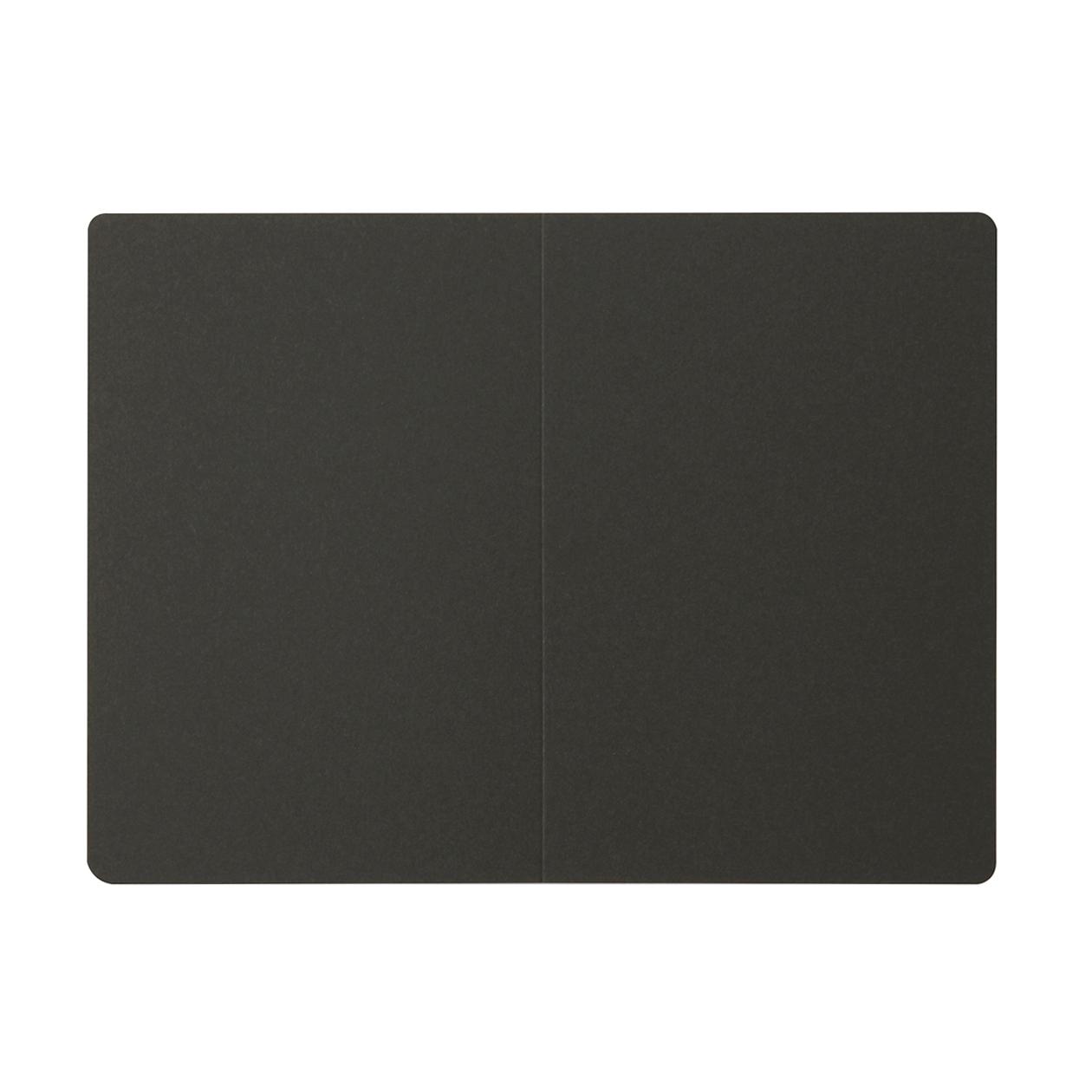 #53VカードR コットン(NTラシャ) 黒 151.2g