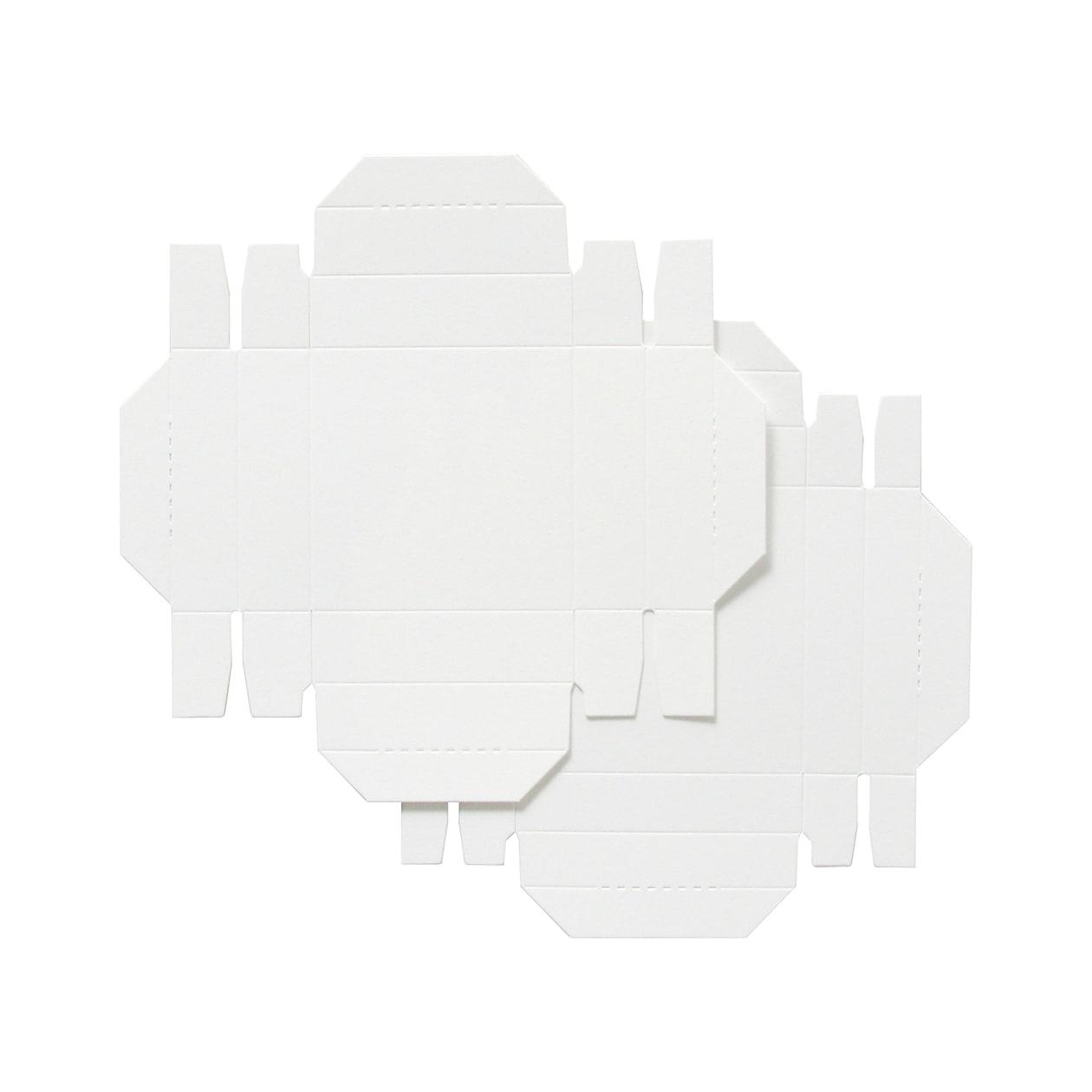 組箱 60×60×15 コットン スノーホワイト 232.8g
