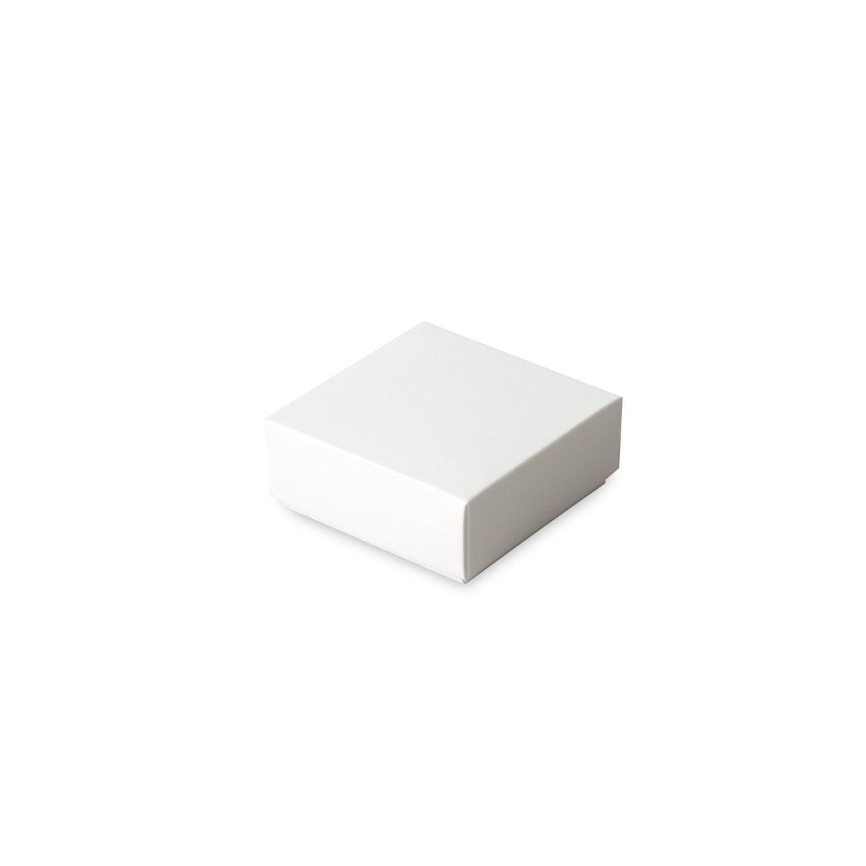 組箱 60×60×25 コットン スノーホワイト 232.8g