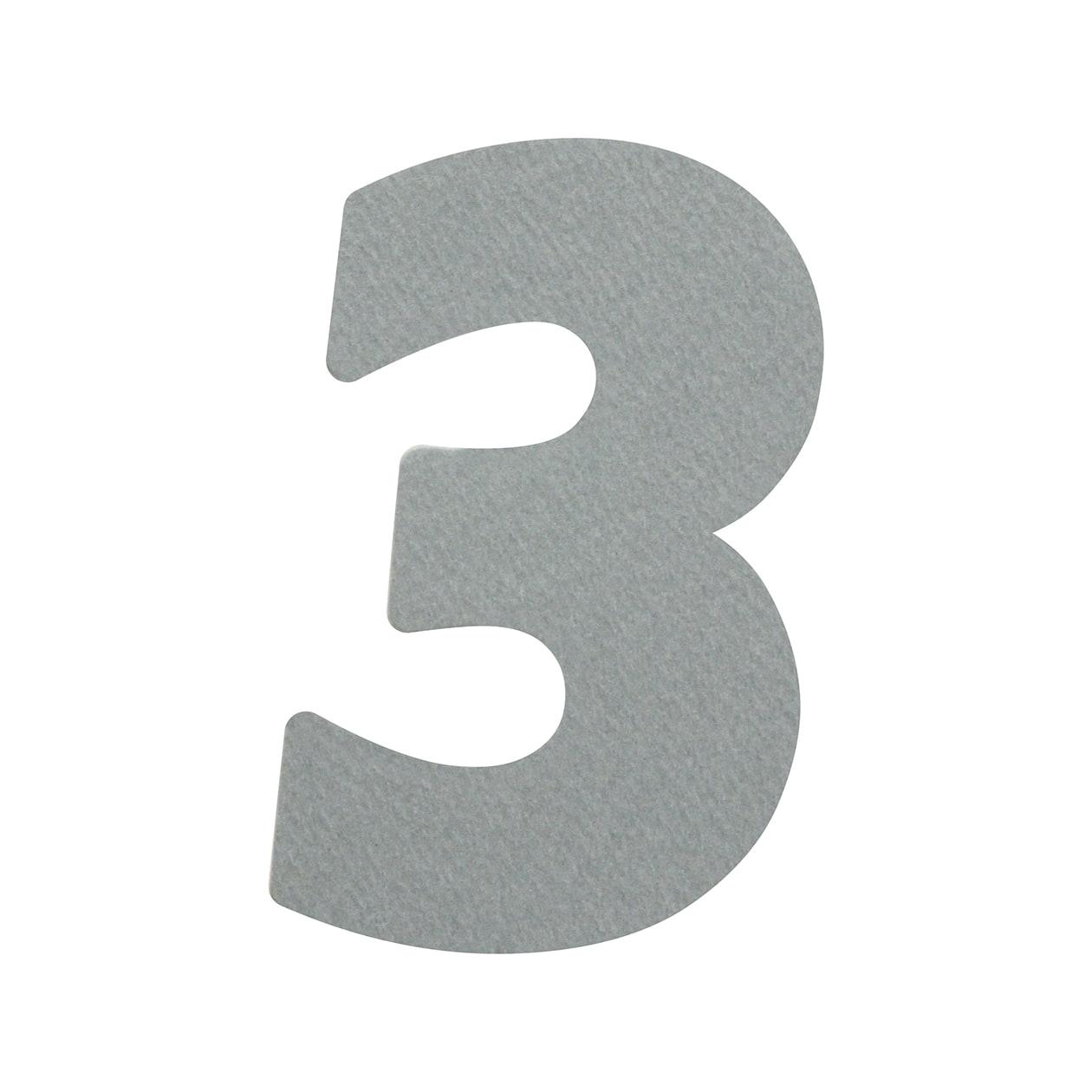 No.394レイヤー PカードDC 数字3