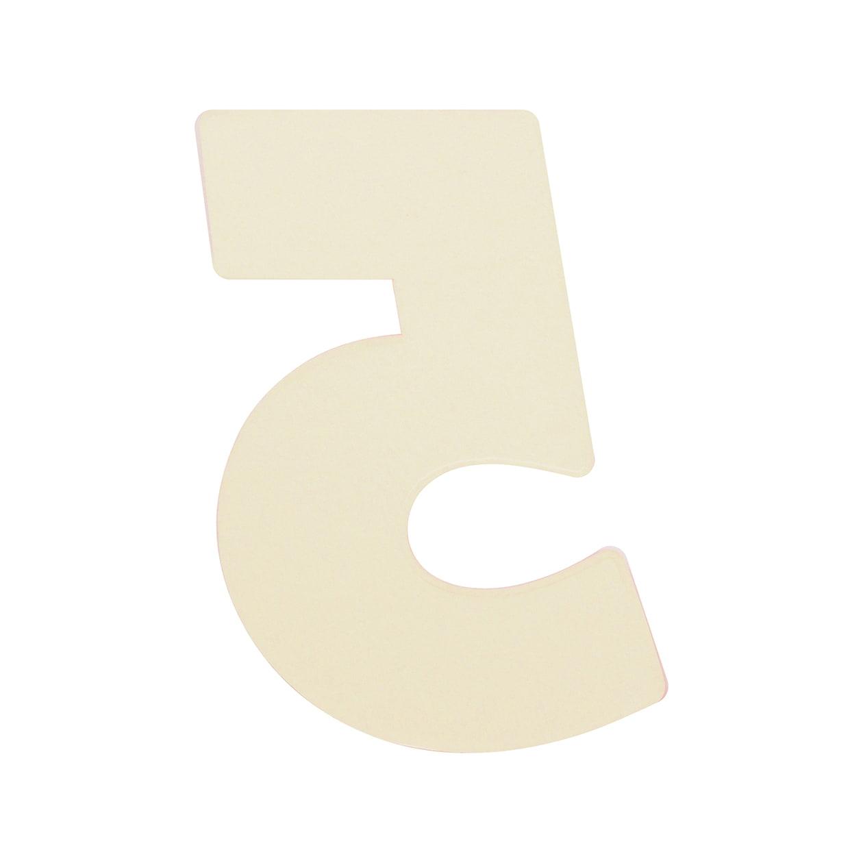 No.394レイヤー PカードDC 数字5
