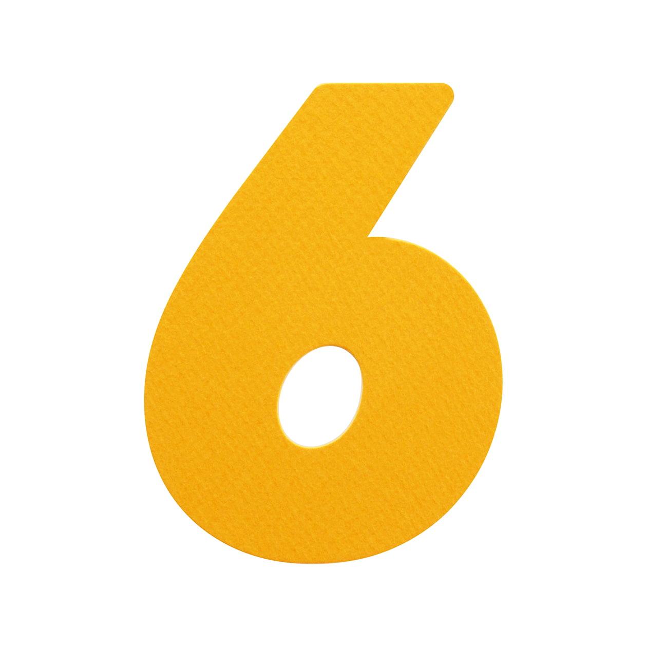 No.394レイヤー PカードDC 数字6