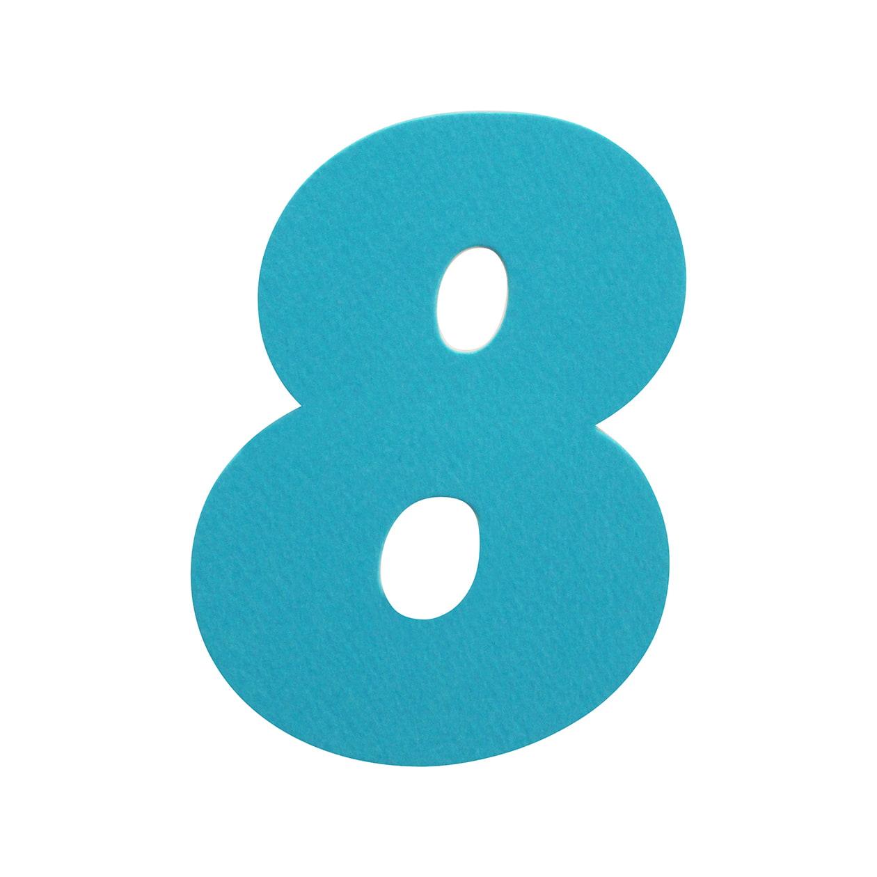 No.394レイヤー PカードDC 数字8