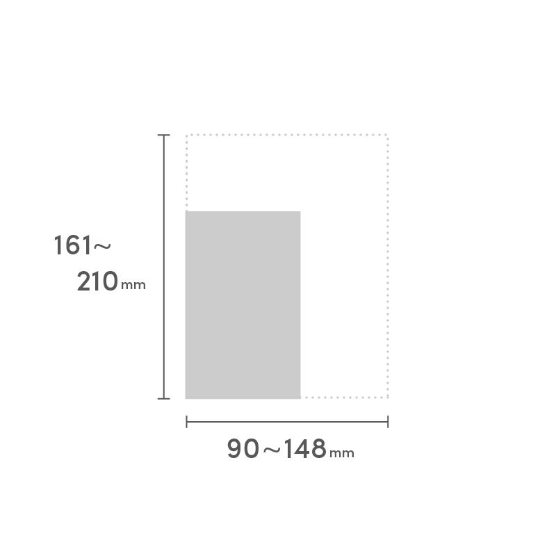 A5変形 糸ミシン中綴じ 表紙と本文別仕様