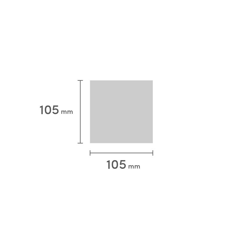スクエア105 糸ミシン中綴じ 表紙と本文別仕様