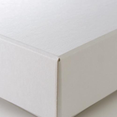 糊どめ箱 サイズXS_1 ボード紙 ハイホワイト