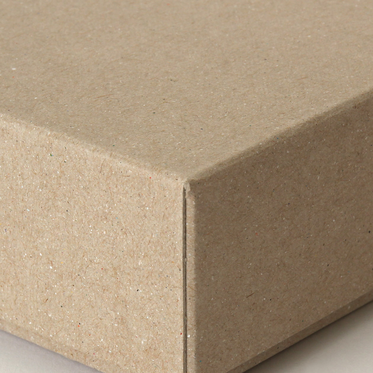 糊どめ箱 サイズM_4 ボード紙 サンド