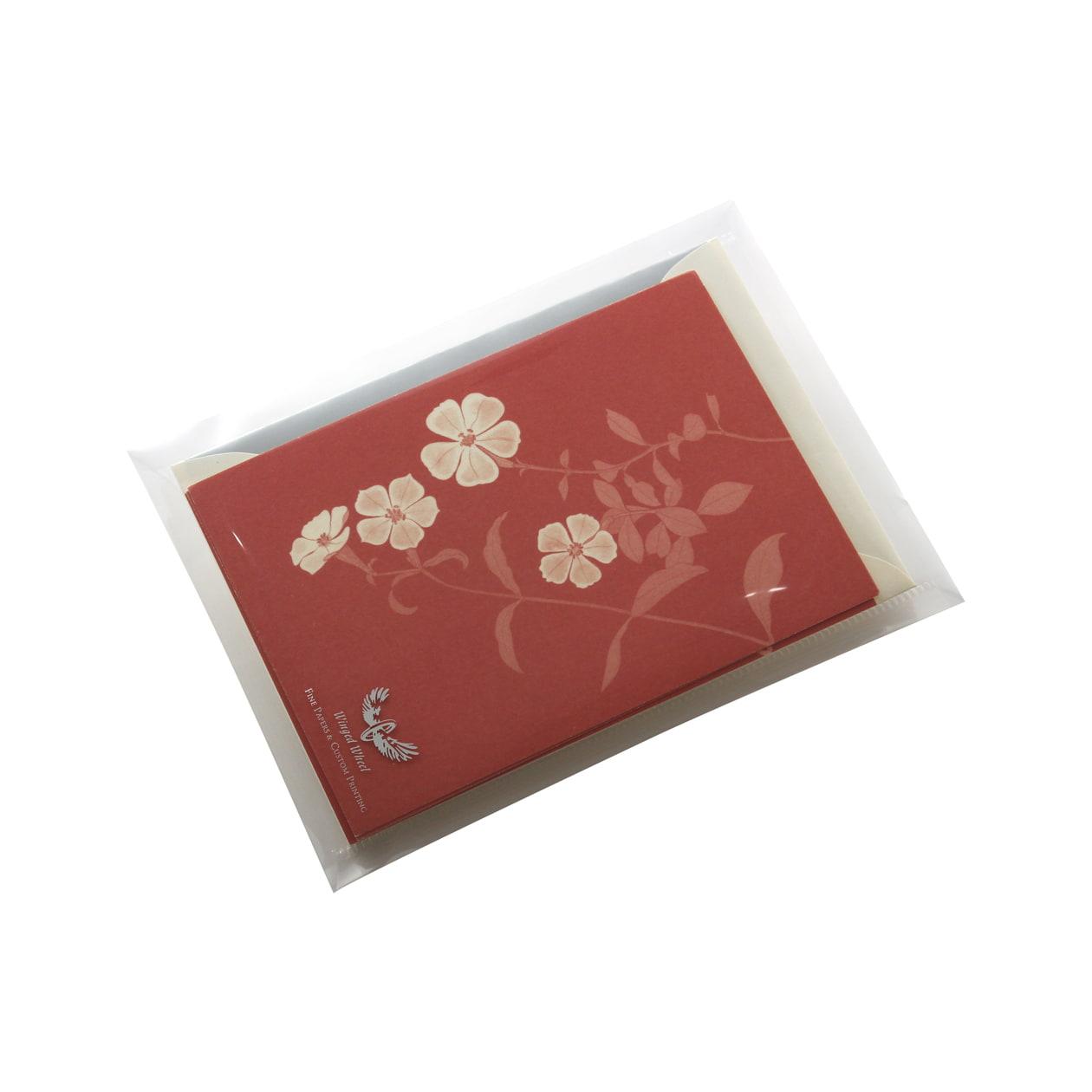 No.631野の花 フシグロセンノウ Pカードセット