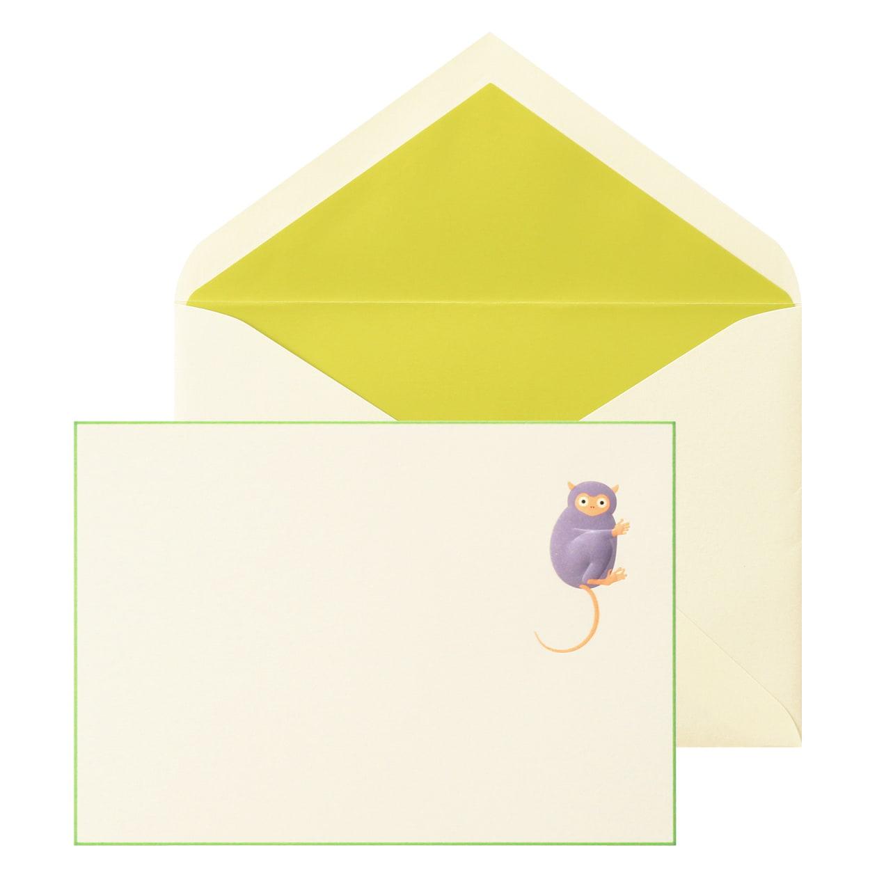 No.700 メガネザル Pカードセット