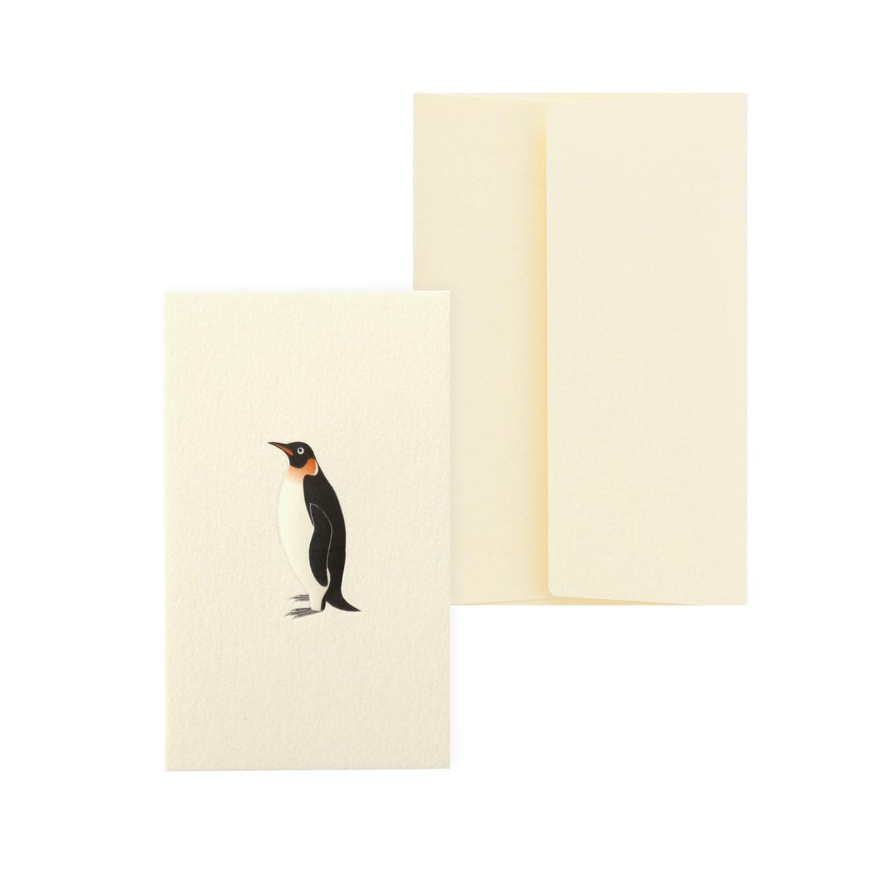 No.700 ペンギン ミニカードセット