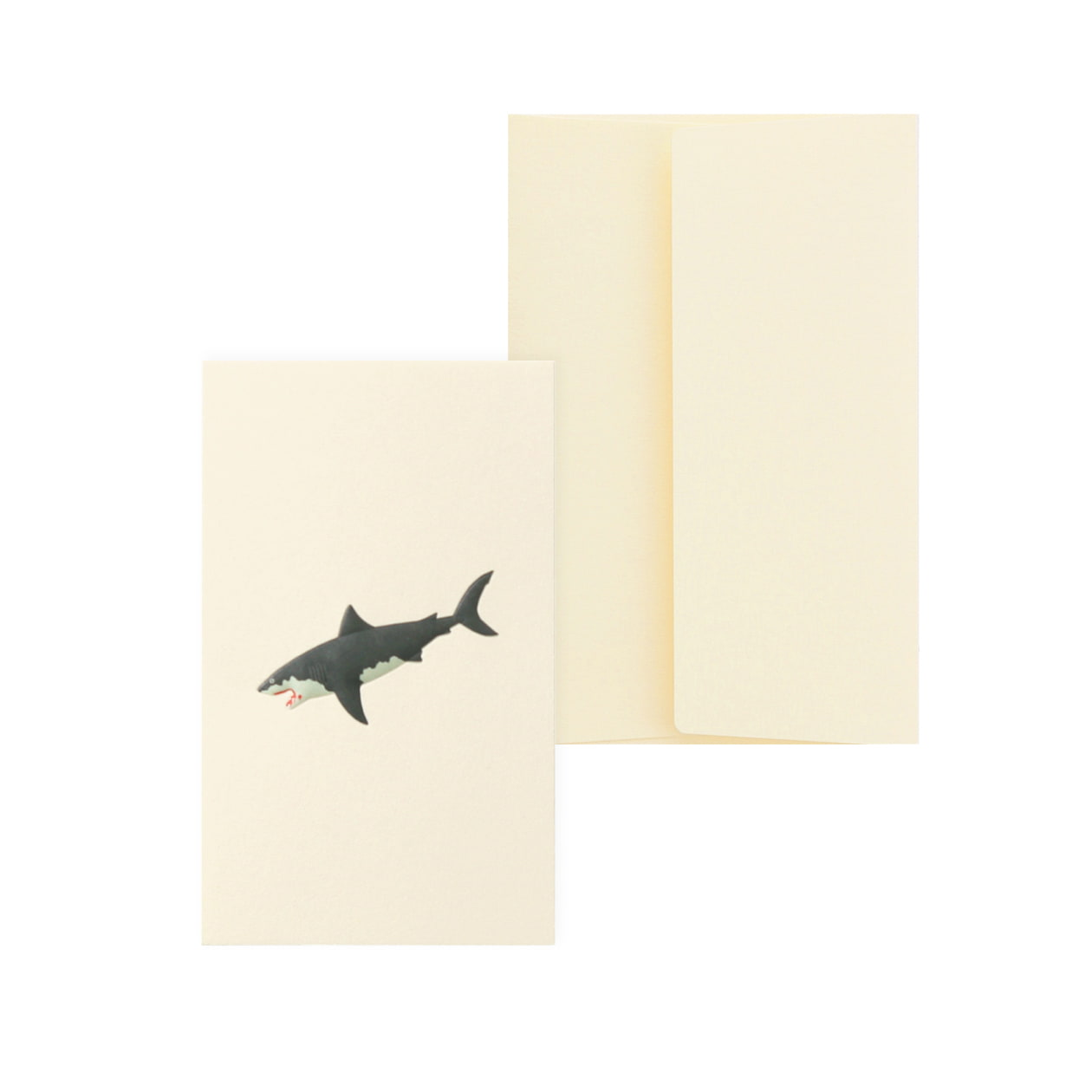 No.700 サメ ミニカードセット
