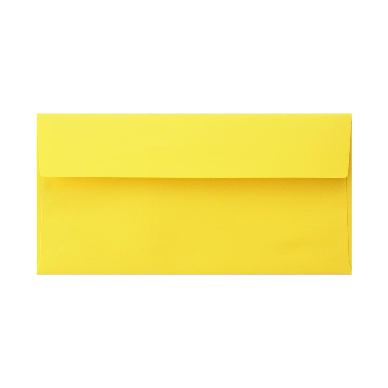 見本 00012 長3カマス封筒 コットン ひまわり 116.3g