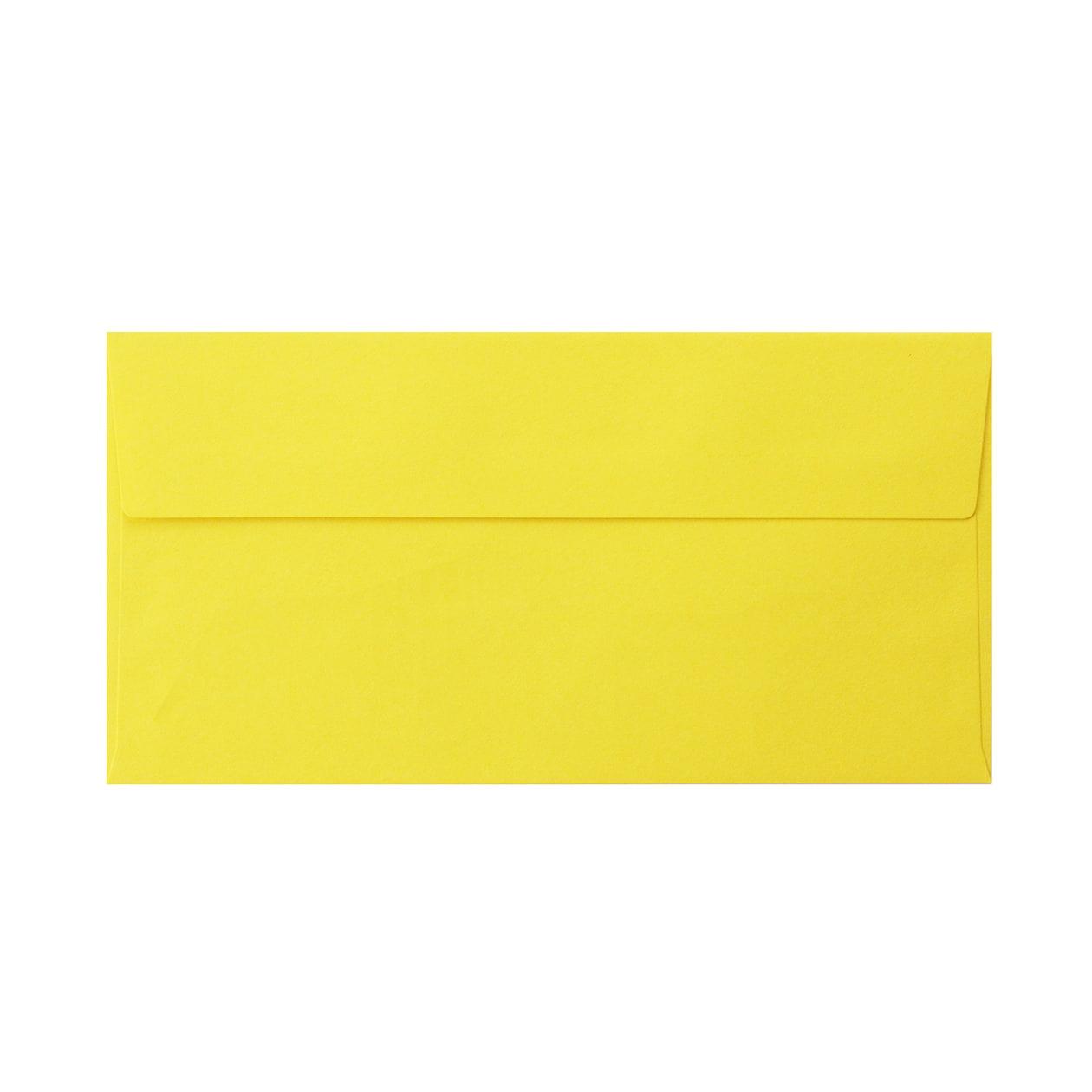 見本 00023 長3カマス封筒 コットン ひまわり 116.3g