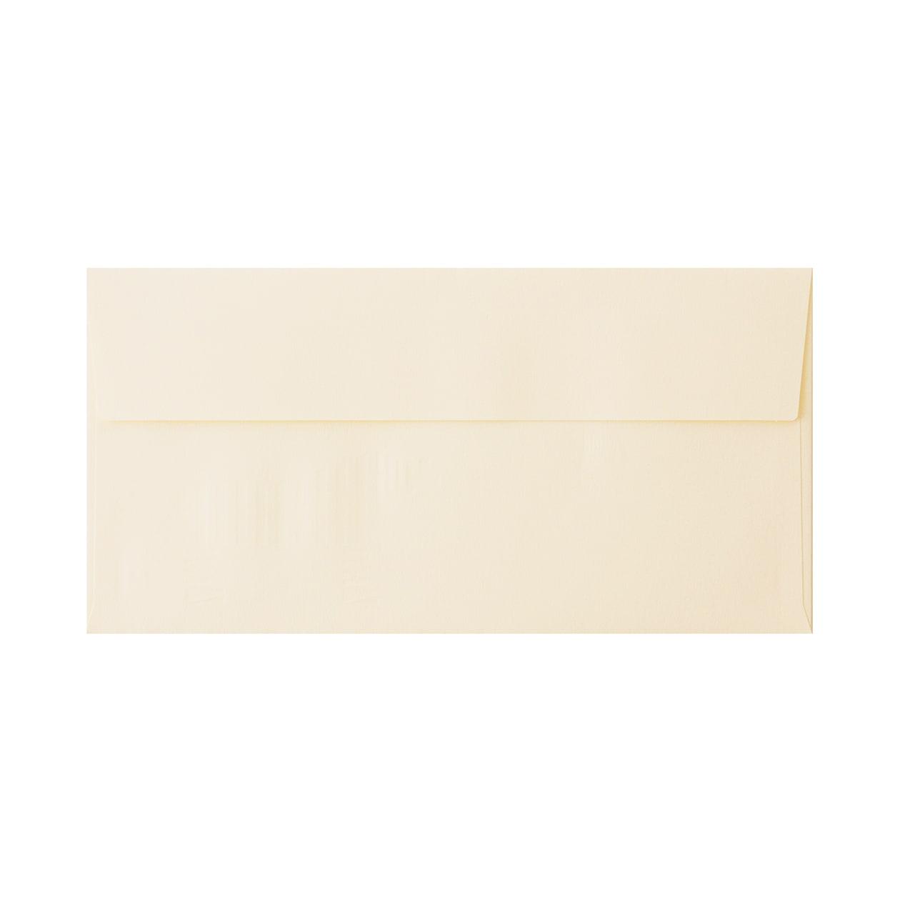 見本 00029 長3カマス封筒 コットン ナチュラル 116.3g