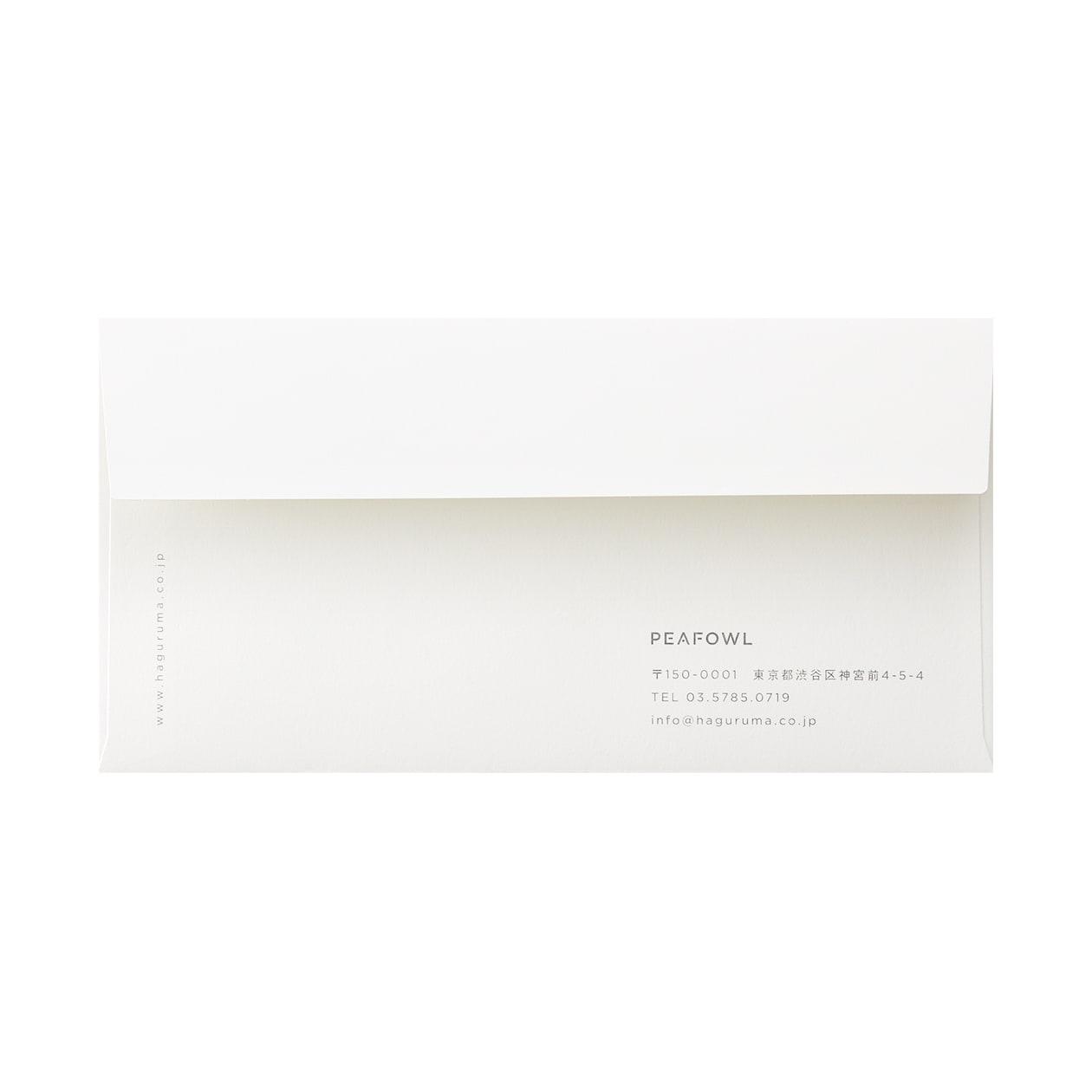 サンプル 封筒・袋 00134