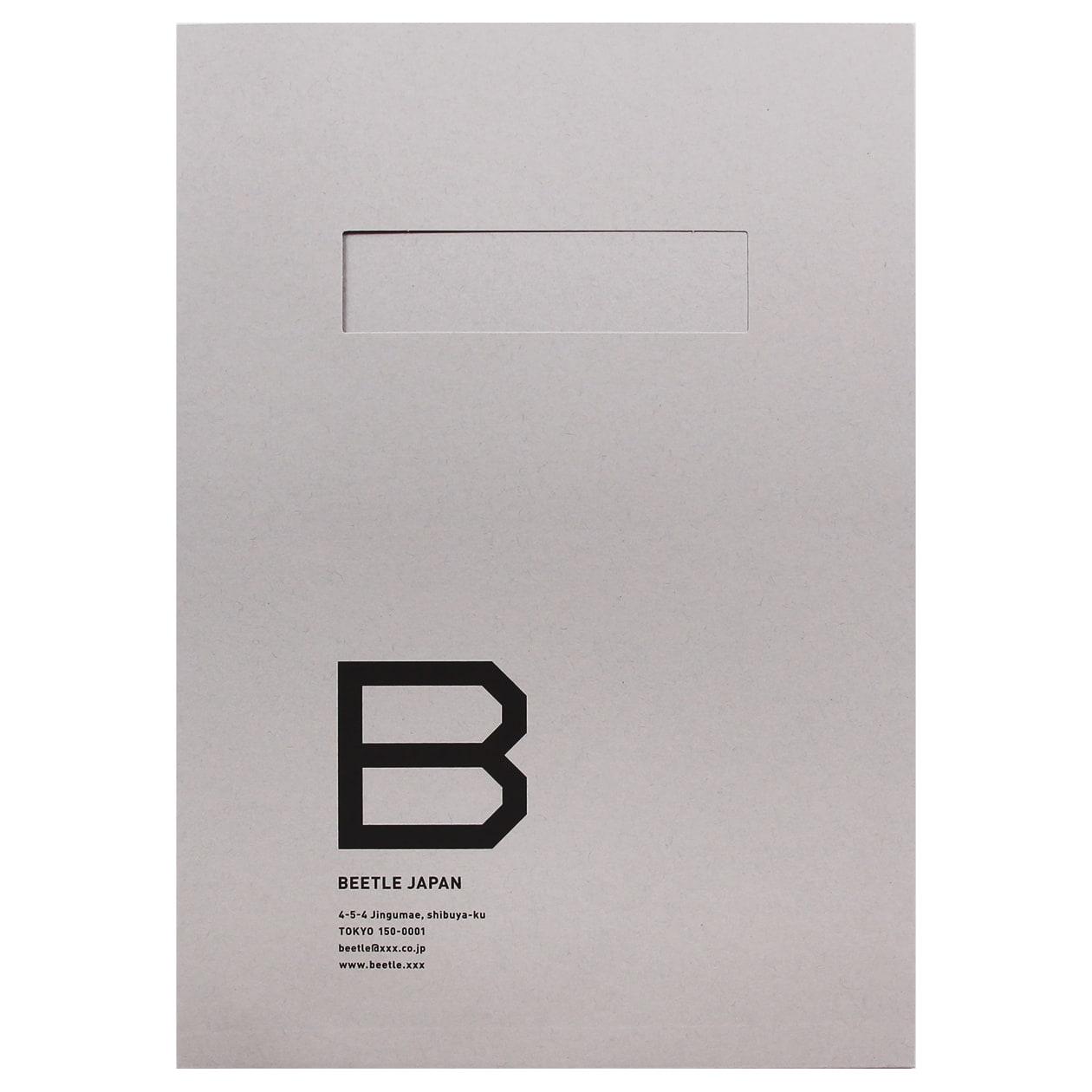サンプル 封筒・袋 00160