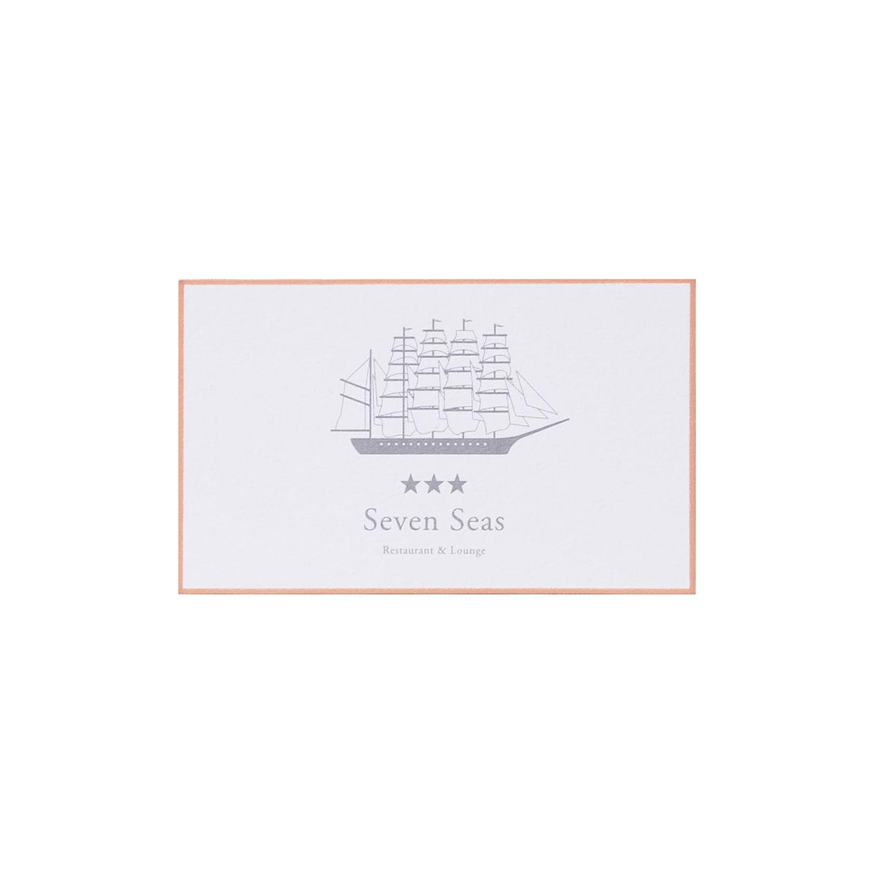 サンプル カード・シート 00107