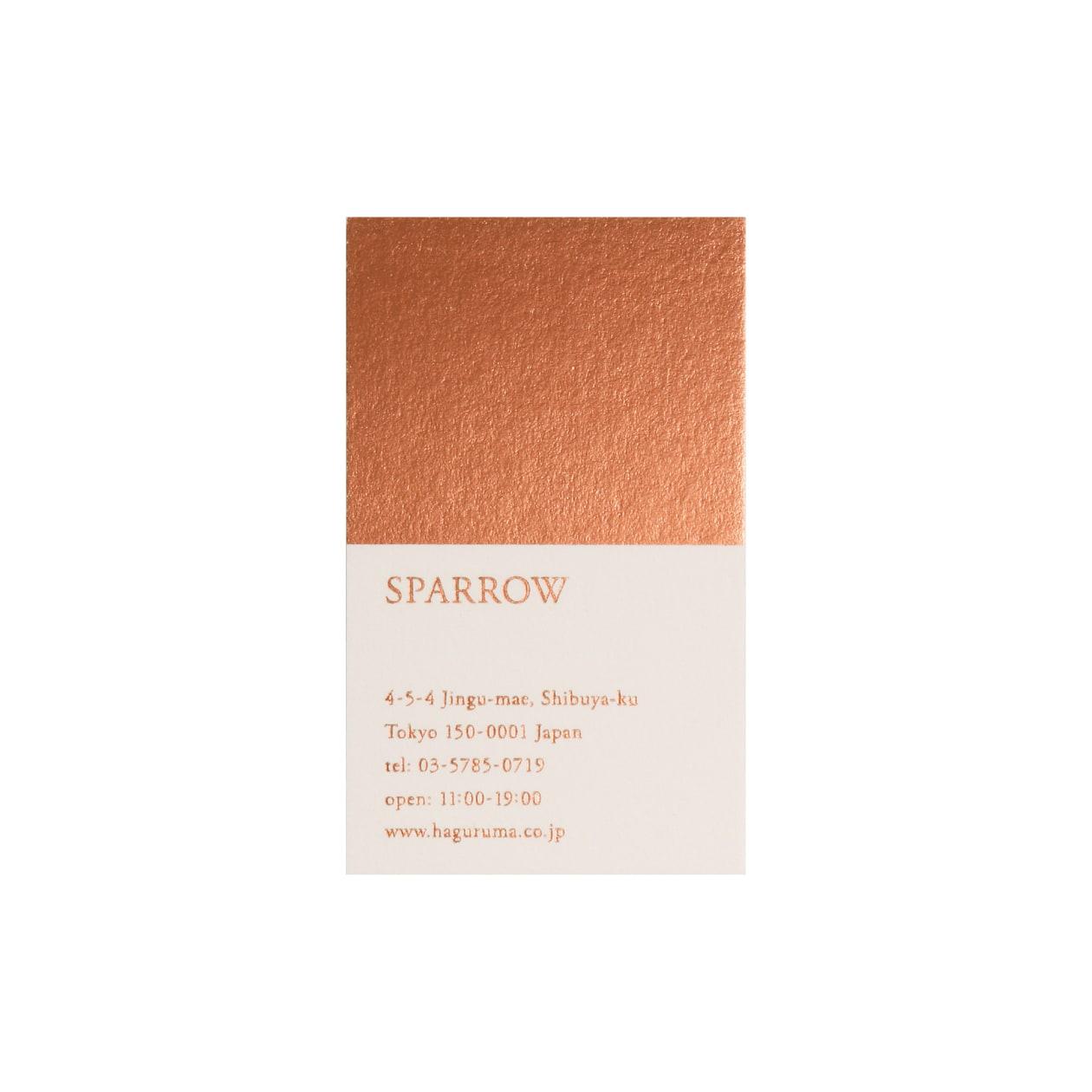 サンプル カード・シート 00128