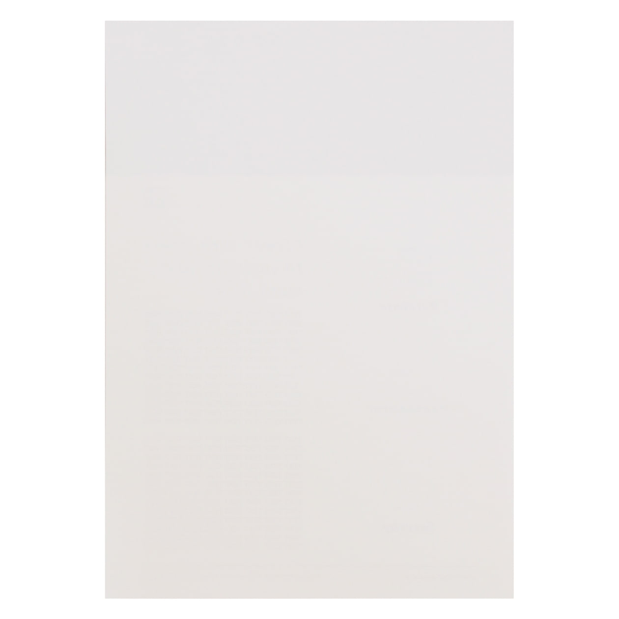 サンプル カード・シート 00179