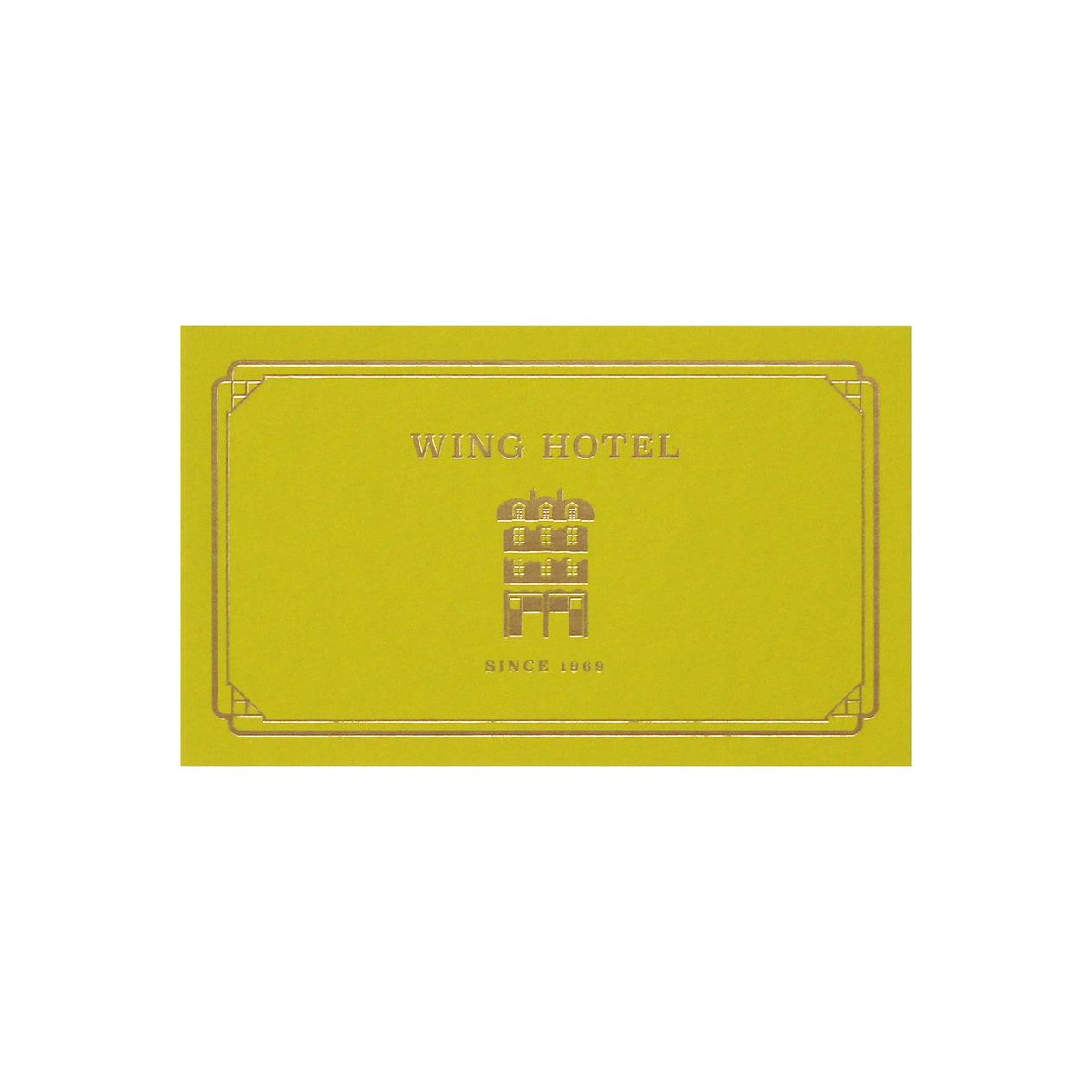 サンプル カード・シート 00218