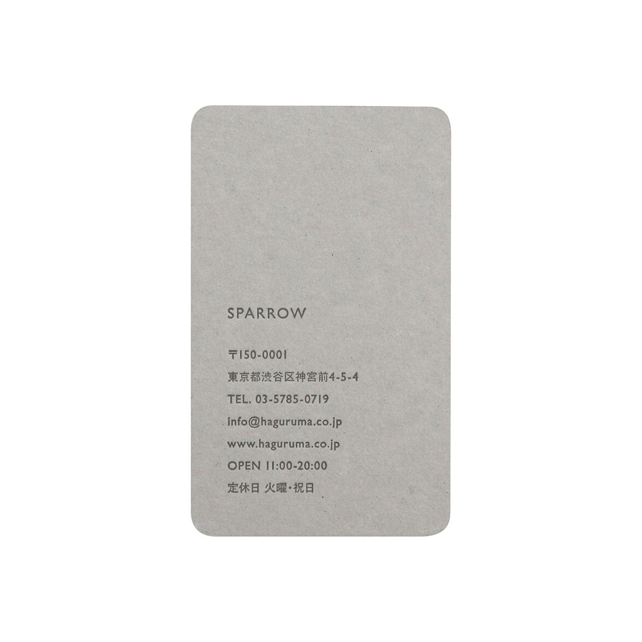 サンプル カード・シート 00230