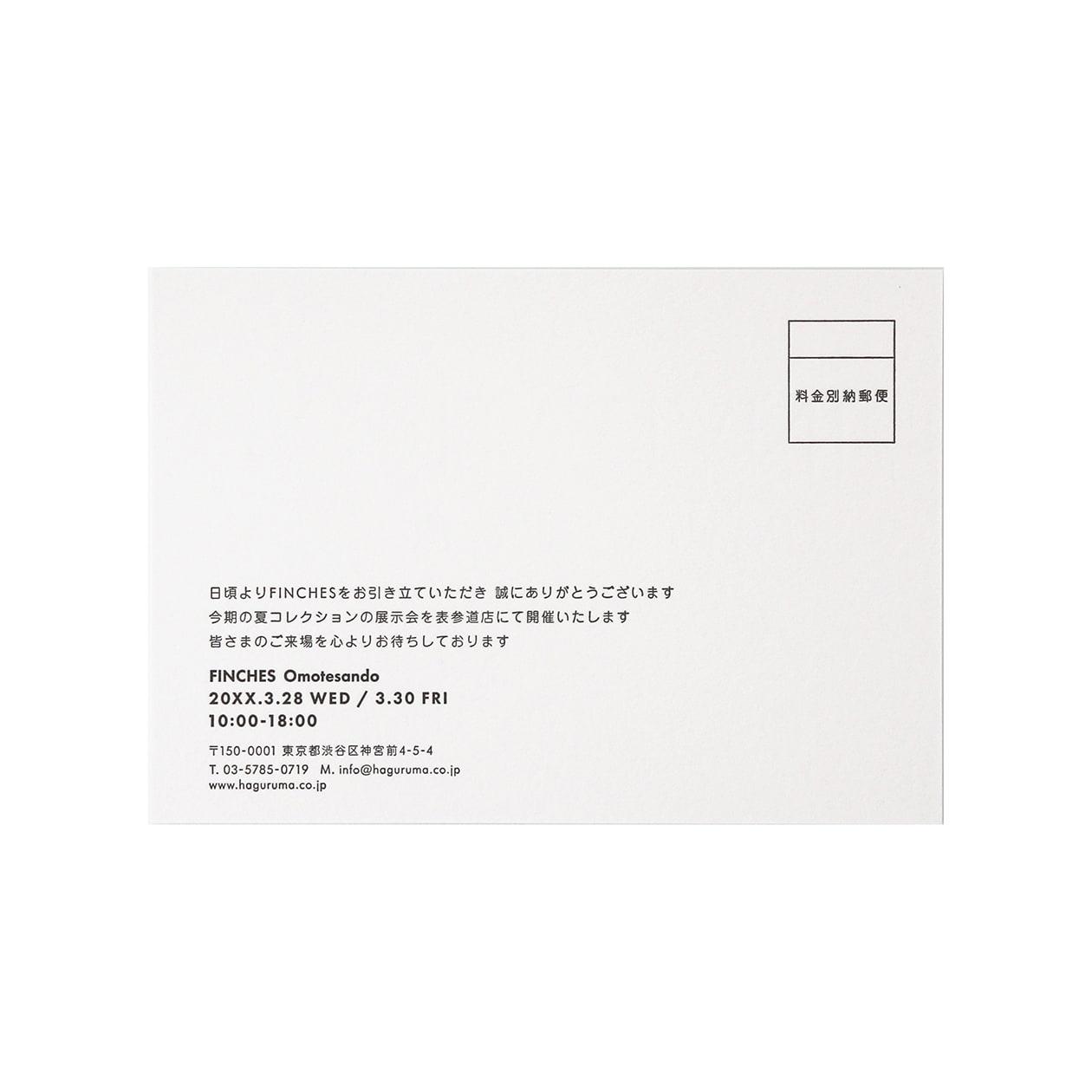 サンプル カード・シート 00239