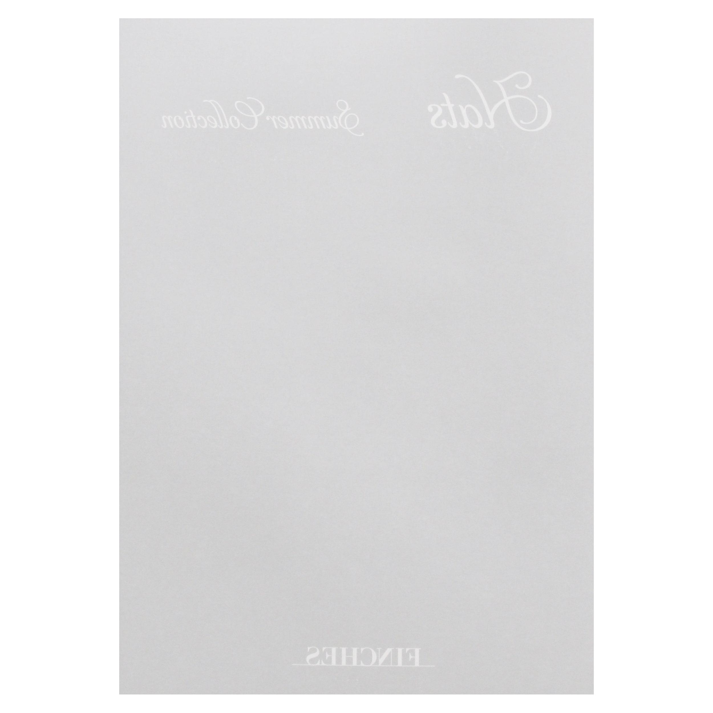 サンプル カード・シート 00242
