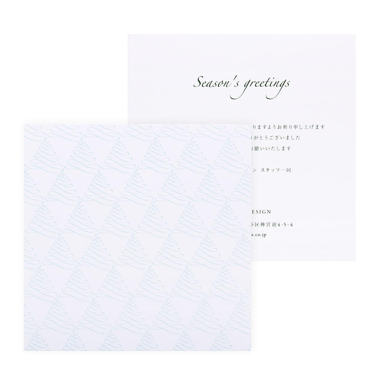 サンプル カード・シート 00294