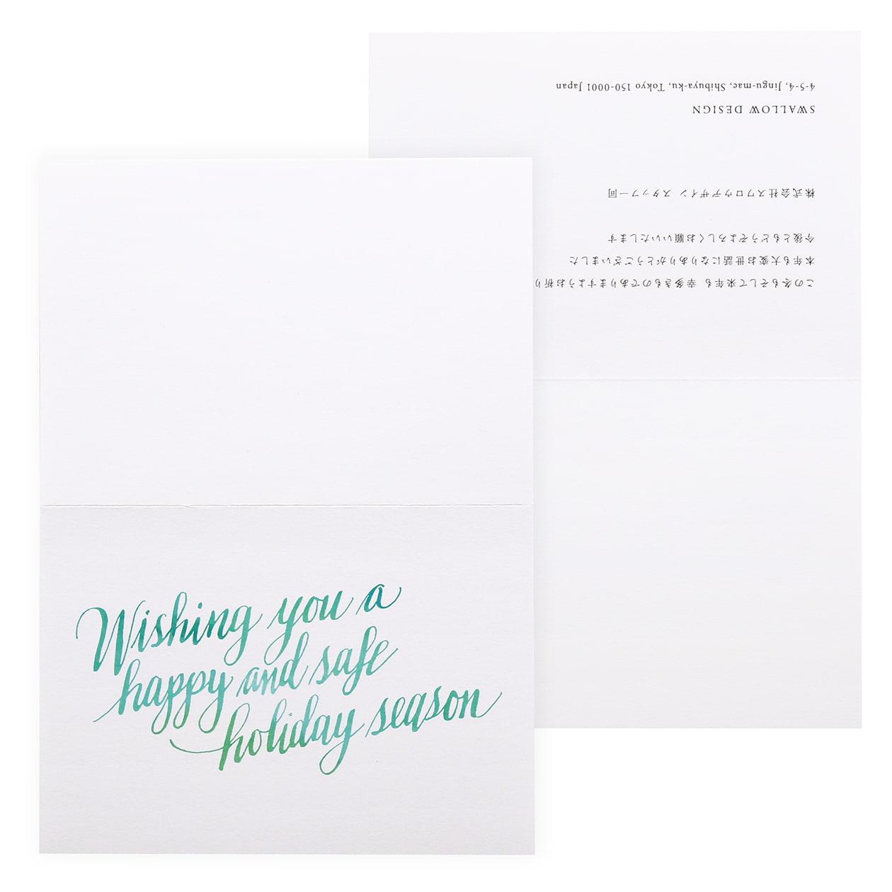 サンプル カード・シート 00301