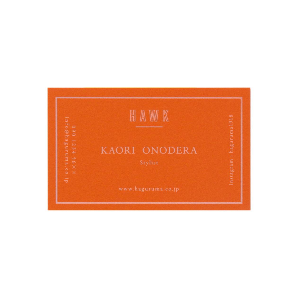 サンプル カード・シート 00356