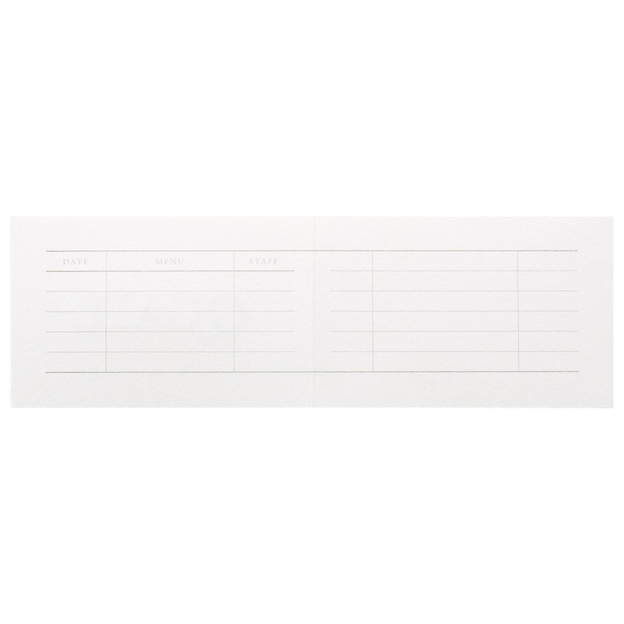 サンプル カード・シート 00406