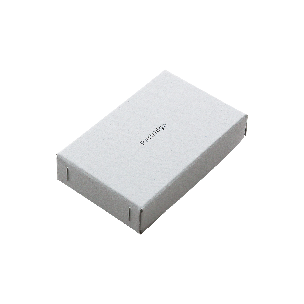 サンプル 箱(ホッチキスどめ) 00030