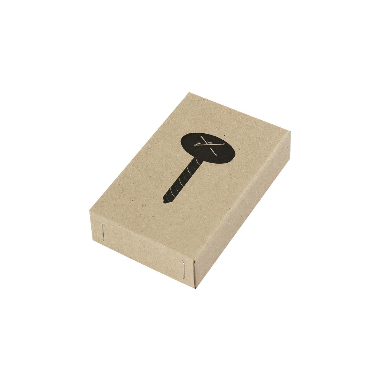 サンプル 箱(ホッチキスどめ) 00055