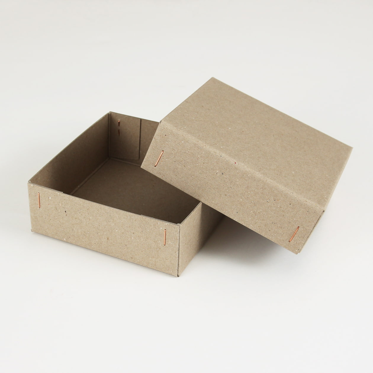 サンプル 箱(ホッチキスどめ) 00058