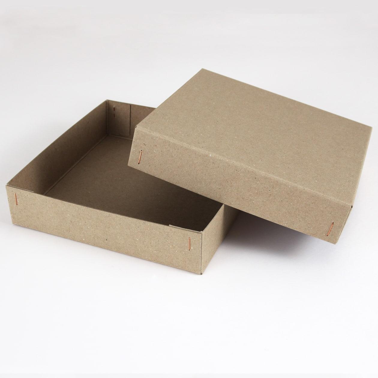 サンプル 箱(ホッチキスどめ) 00059