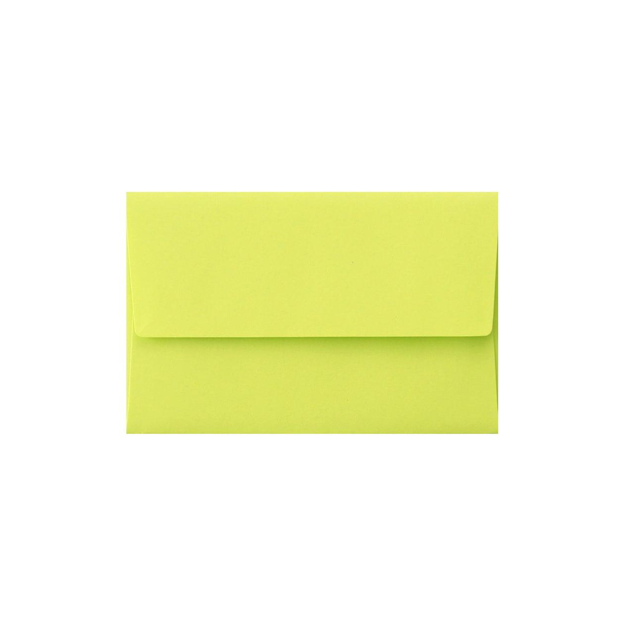 NEカマス封筒 上質カラー グリーン 90.7g
