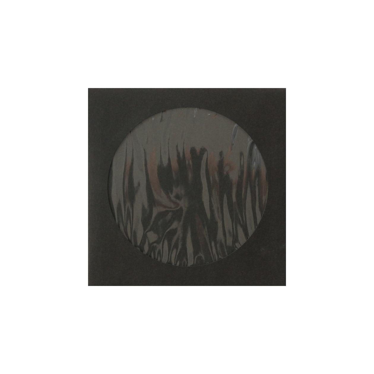 CD/DVD封筒 コニーカラー ブラック 100g