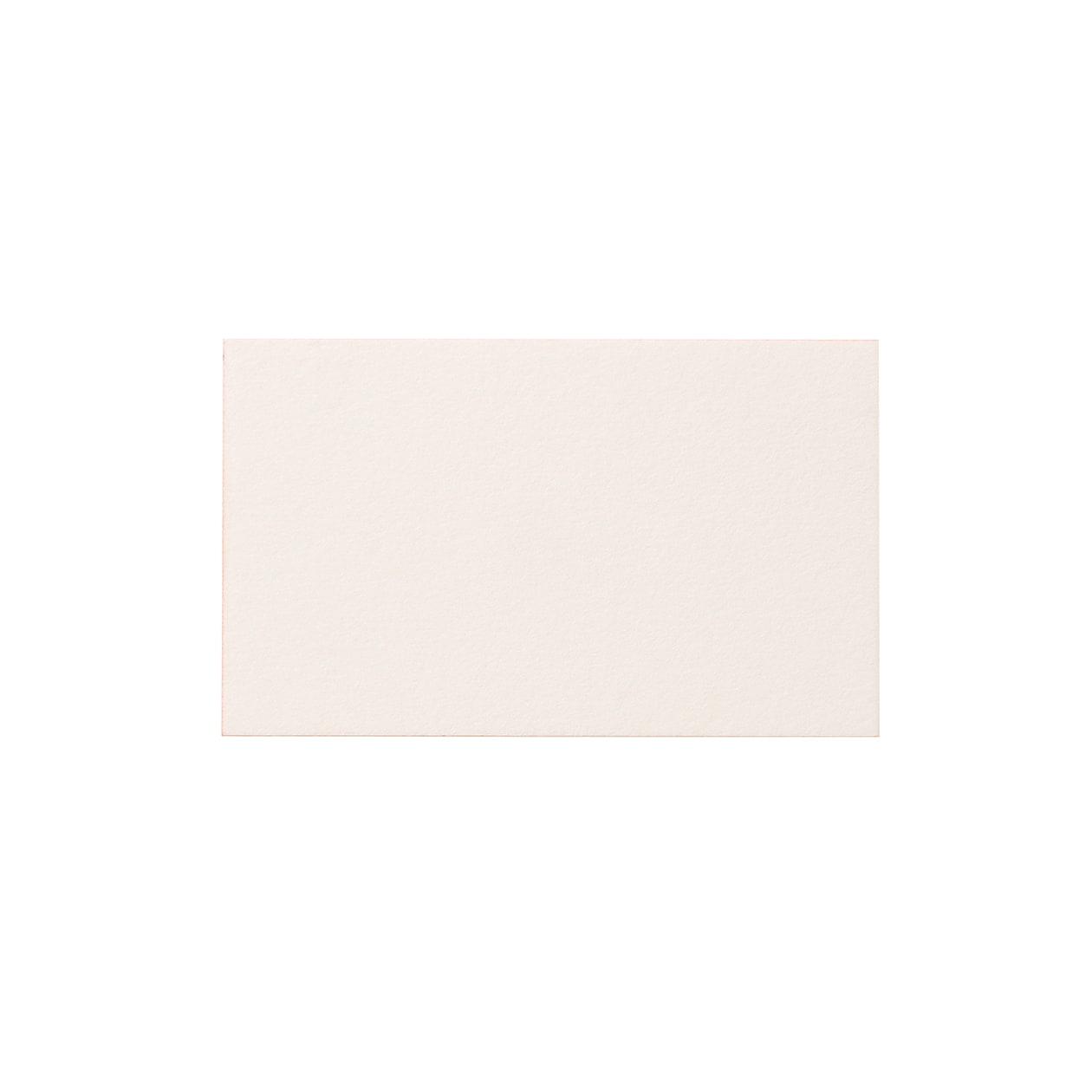 ネームカード エッジカラー バーミリオン 348.8g