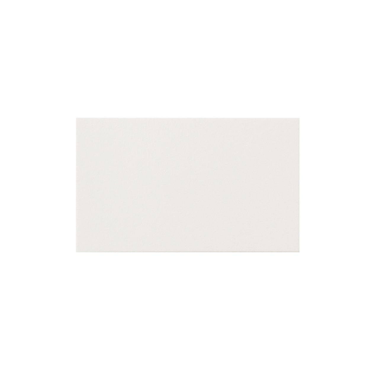ネームカード 二層合紙スノーホワイト×イエロー