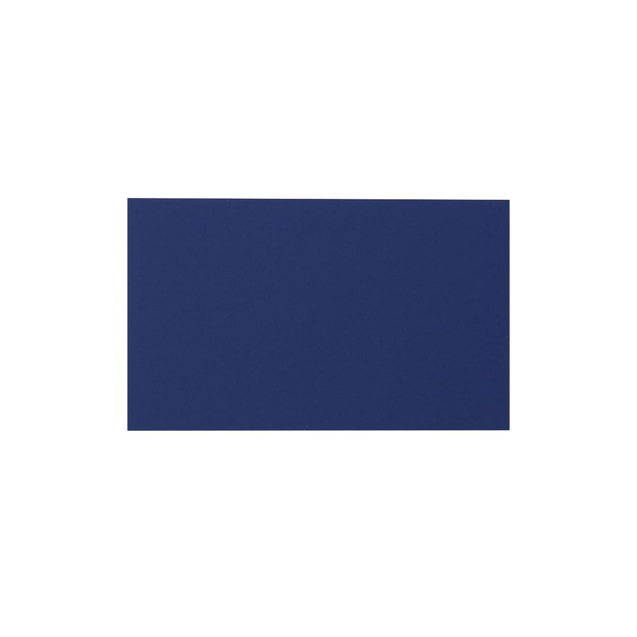 ネームカード キュリアススキン インディゴ 270g