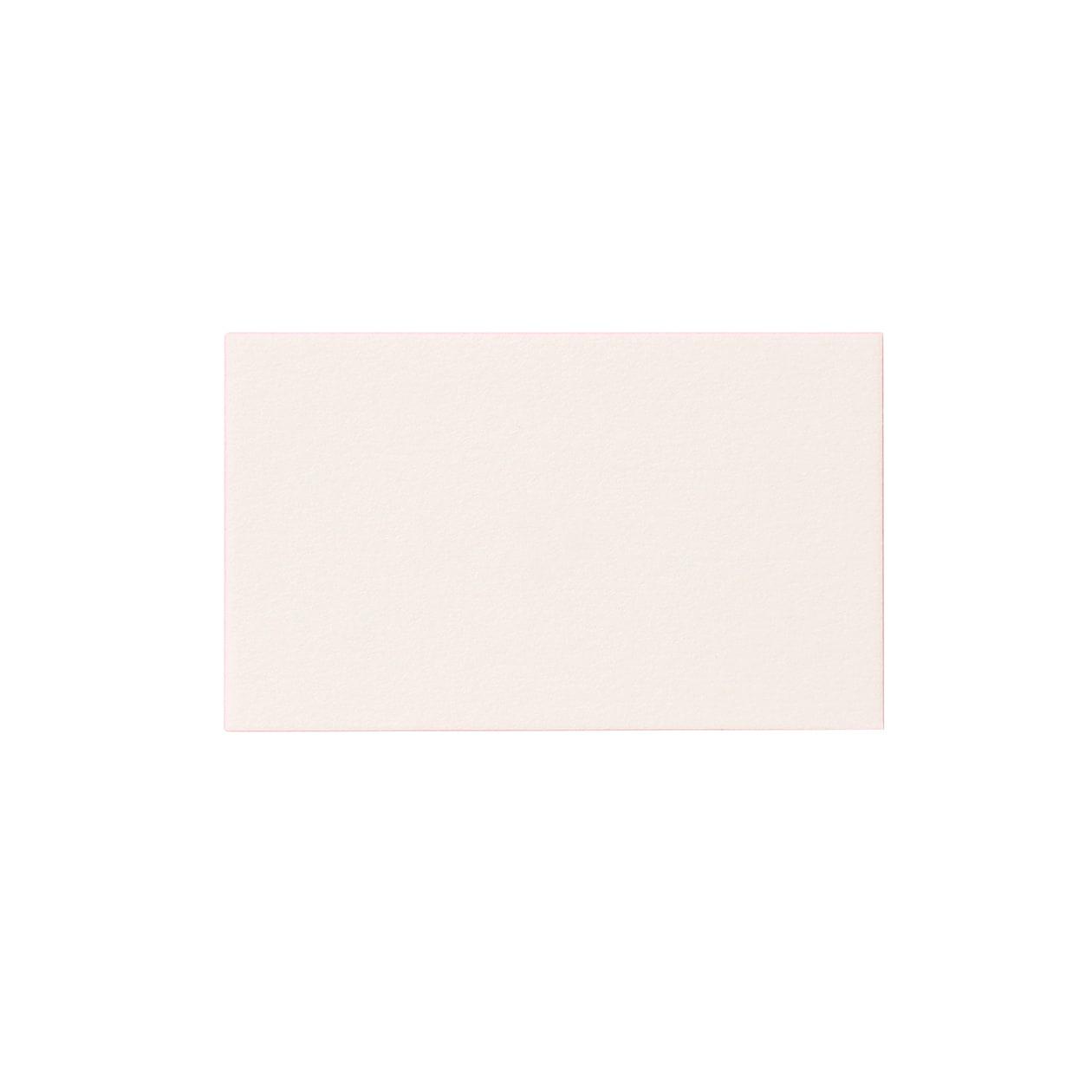 ネームカード エッジカラー 蛍光ピンク 348.8g