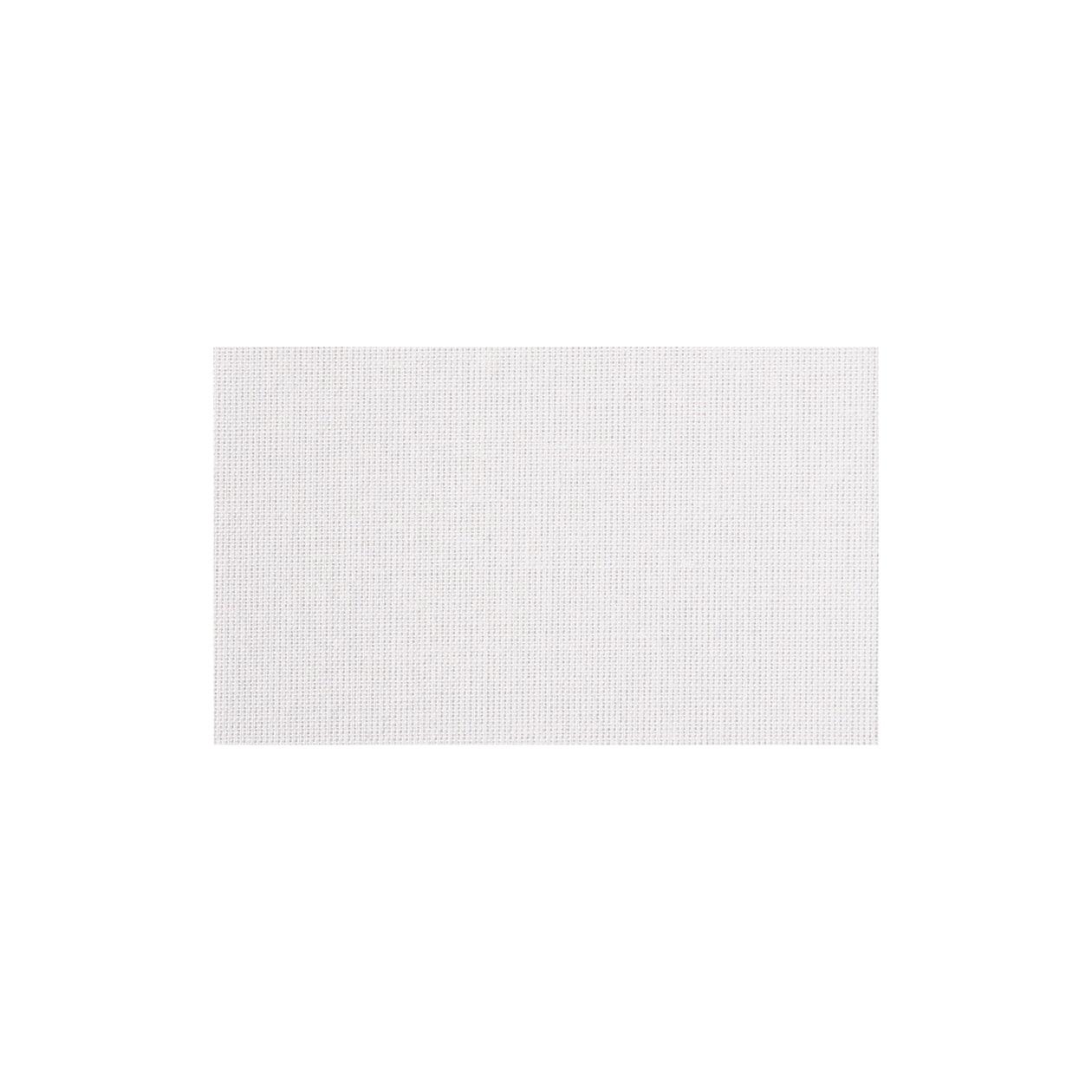 ネームカード 細布 ホワイト×グレー