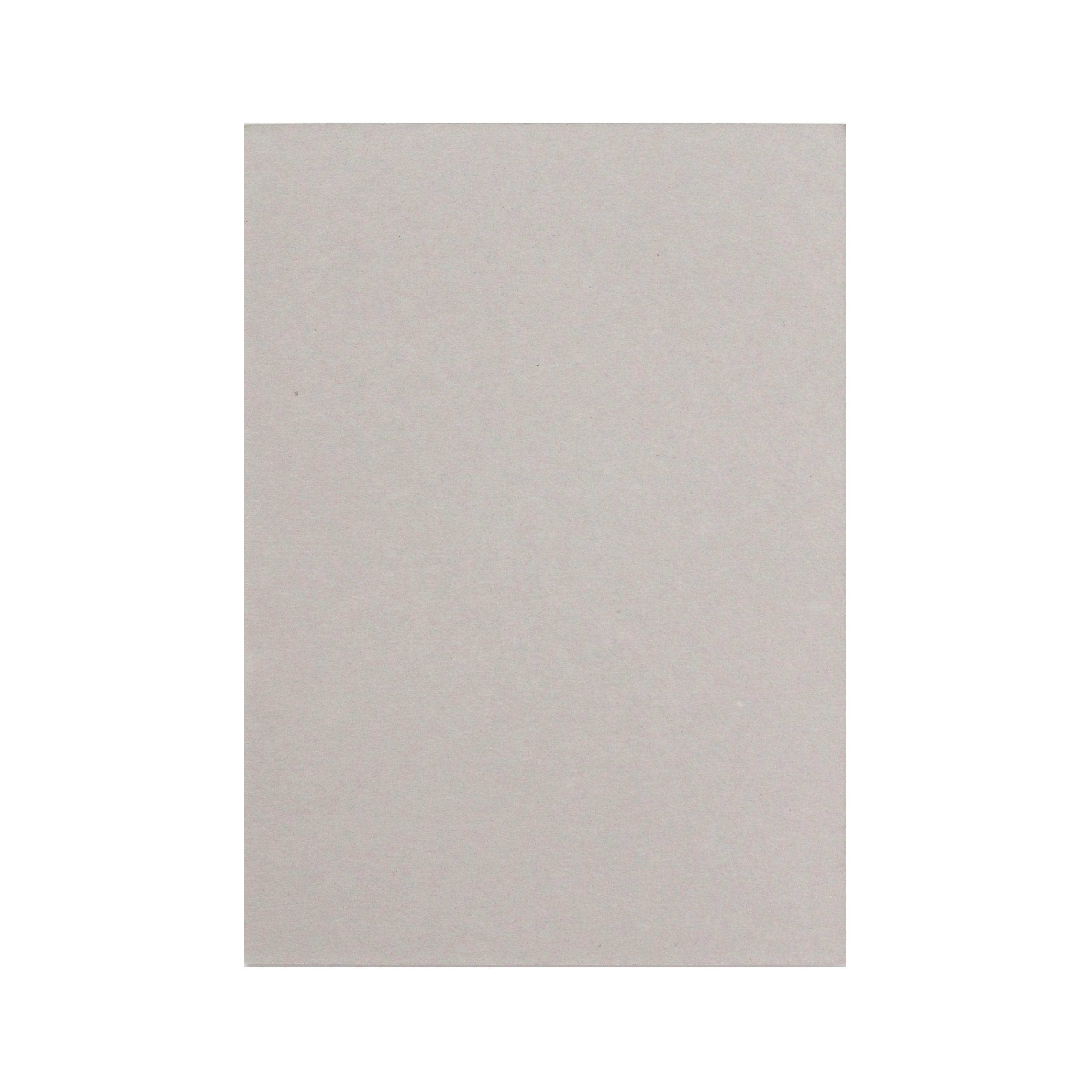 A6カード+30 細布 ホワイト×グレー