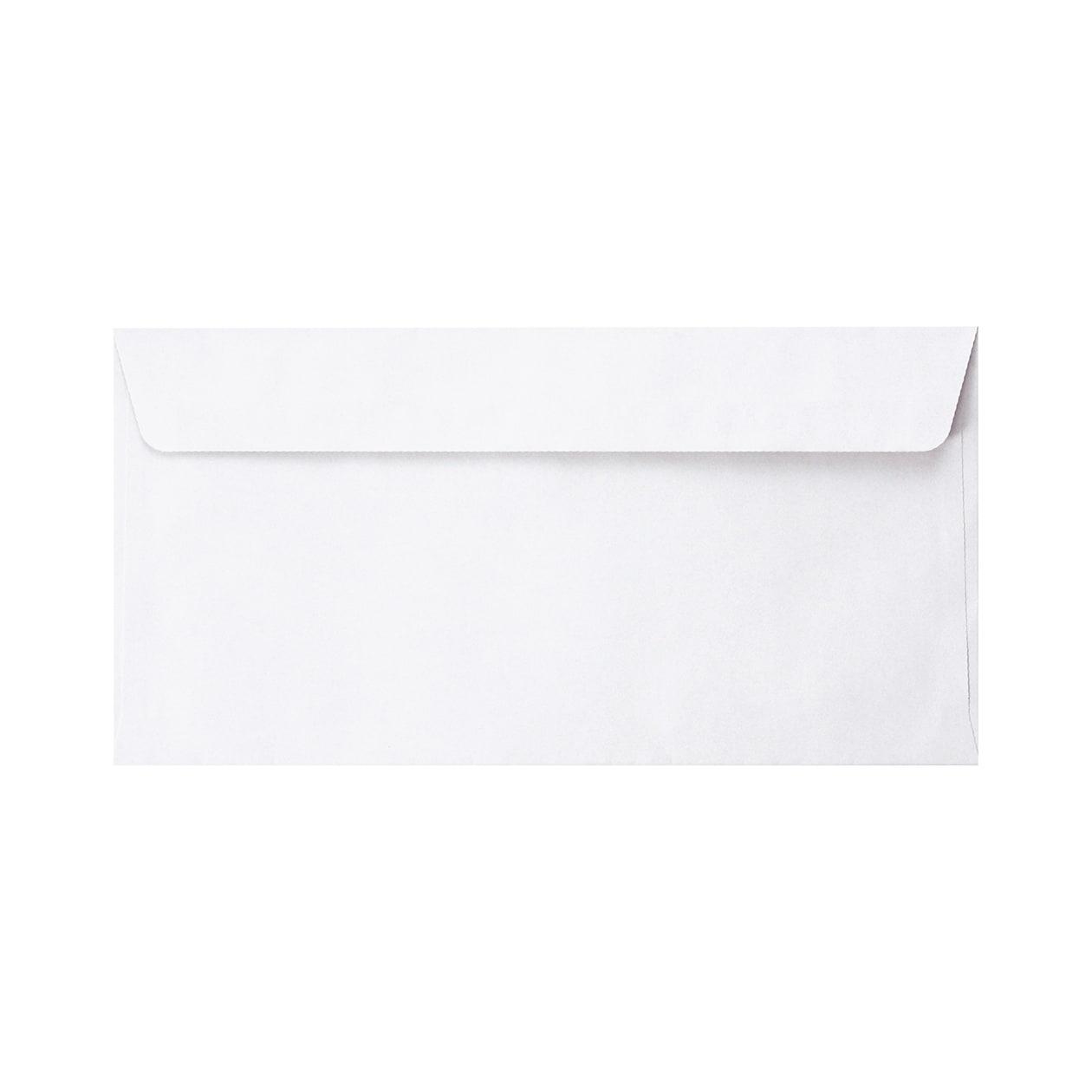 長3カマス34封筒m ハーフカラー99 ホワイト 81.4g